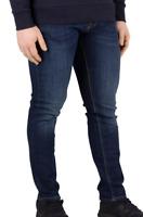 Jack & Jones Glenn Slim Fit Denim Blue Jeans Mens Size UK W28 L32 *REF36*