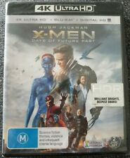 X-Men - Days Of Future Past 4K (Blu-ray, 2016, 2-Disc Set) Brand New Sealed