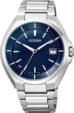 New Citizen Attesa CB3010-57L Eco-Drive Atomic Radio Watch IMPORT From Japan