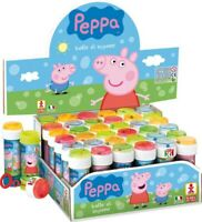 Peppa Pig Bubble Tub Stocking/ Party Fillers