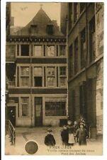 CPA-Carte Postale -Belgique- Vieux Liège Vieille maison impasse du vieux pont de