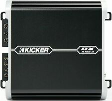 KICKER 41DXA125.2 CAR AUDIO 2-CHANNEL 2CH D-SERIES AMPLIFIER AMP 41-DXA125.2