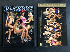 D 1/2012 Januar - Playmate-Kalender + 12 Playmates 2011- Abo-Cover