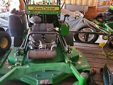 "2018 John Deere 652R Quiktrak 52"" Zero Turn Stand-On Mower 166 Hrs *Warranty*"