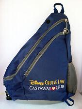 NEW DISNEY CRUISE LINE CASTAWAY CLUB SLING SHOULDER BAG BACKPACK LIGHTWEIGHT