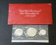 1776 -1976 Bicentennial U.S. MINT Silver Uncirculated Set -No COA