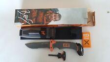 Gerber Bear Grylls Knife With Sheath & Fire Starter
