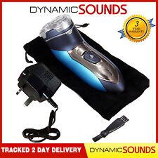 Dynamic homme Rasoir électrique sans fil rechargeable lavable 3 embouts & poche