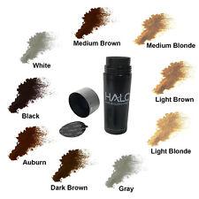 Halo Hair and Beard Building Fibers, Premium Hair Loss Concealer - 27.5 G