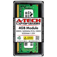 HP 691740-005 A-Tech Equivalent 4GB DDR3L 1600Mhz 12800 SODIMM Laptop Memory RAM