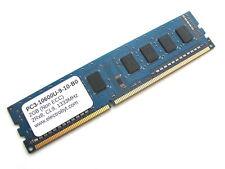 Electrobyt PC3-10600U-9-10-B0 2GB 2Rx8 1333MHz DDR3 RAM Memory 240-Pin DIMM Blue