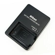 Genuine Nikon MH-24 Charger for EN-EL14a D5300 D5600 DF D3100 D3400 D3500 P7700