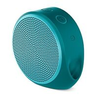 brand new LOGITECH X100 Mobile Bluetooth Wireless Speaker Cyan/Green Color