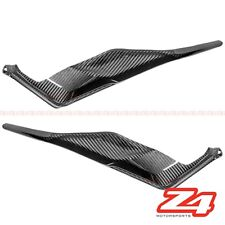 2013-2017 Daytona 675 R Gas Tank Side Trim Cover Panel Fairing Cowl Carbon Fiber
