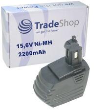 Trade-shop batterie 15,6 V 2200 mAh pour Hilti sf150a sf151 sf151-a sf151a sfl12/15