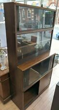 Simplex Sectional Bookcase Library Specialists Colour Shade Walnut