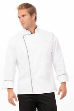Chef Works Mens Sicily Executive Chef Coat (Trcc)