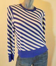 Dries Van Noten W.K. Sweater in King Blue  Size L (#217)