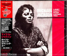 CDS - Michael Jackson - I Just Can't Stop Loving You (JAPAN 2012) MINT SEALED