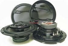 """6.5 / 6.75"""" (165mm) Car Speakers Front Door 4way (350w) 4ohm HT654-FD (D)"""