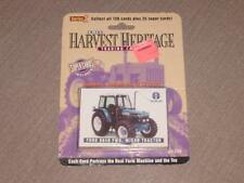 ERTL SERIES 2  HARVEST HERITAGE TRADING CARDS
