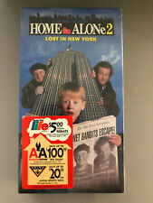 Home Alone 2: Lost in New York (VHS, 1993) - New & Sealed!