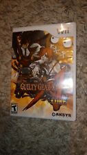 Guilty Gear XX: Accent Core (Nintendo Wii, 2007) *****LN*****COMPLETE*****