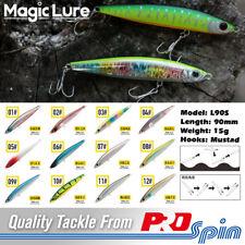 Magic Lure L90S Pencil Lures - 90mm Sinking Stick Bait Lure