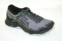 MEN'S SHOE  ASICS GEL SONOMA 4 1011A177-002 BLACK/STONE GREY