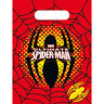 Birthday Party Marvel Spiderman Themed Loot Bag Lunch Bags Gift