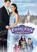 A Princess for Christmas Katie McGrath, Roger Moore, Sam Heughan, Travis Turner