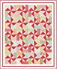 Hello Darling Sweet Talk Quilt Kit by Bonnie and Camille for Moda
