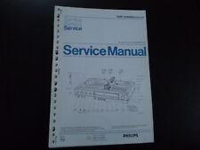 Original Service Manual Philips 22AH902