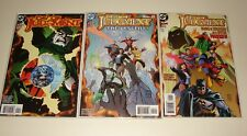 Day of Judgment #1 2 3 4 5 1999, DC Justice League 1st Hal Jordan as The Spectre