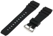 22mm Black Rubber Watch Band Strap For Seiko Z22 SKX 031 SKX781 SKX007