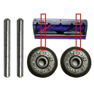 For DYSON Axles And Rollers Little Motorized Power Set Wheels 3 Piece DC35 DC44