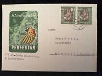 BRD Deutschland 06.09.1956 - MiNr. 239 Brief Altmannstein / Aichach