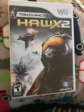 Tom Clancy's HAWX 2 (Nintendo Wii, 2010) Complete!