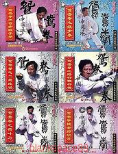 Yuan Yang Quan : Mandarin Ducks Boxing by Guan Tieyun 6Vcd Rare Kongfu