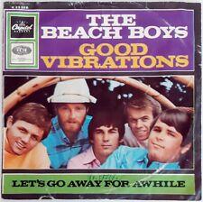 """The Beach Boys - Good Vibrations 1966 Capitol K 23 328 Vinyl, 7"""", 45 RPM gut"""