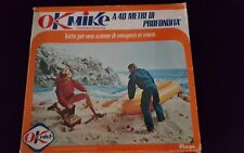ok mike playset a 40 metri di profondita' Furga no big jim action man