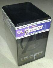 New Avengers 4 Film 4K Ultra HD/Blu-ray Steelbook Boxset Bestbuy USA Endgame