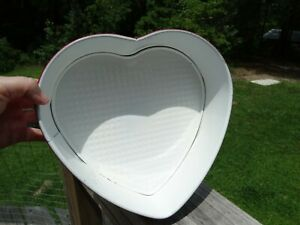 Nordic Ware Spring Form Heart Shaped Pan Used