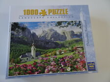 KING LANDSCAPE COLLECTION DOLMITES KOLLUSCH Jigsaw Puzzle 1000 pieces