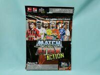 Topps Match Attax Action  2019/2020 Starterpack Sammelmappe  19/20