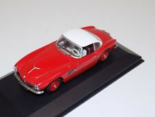1/43 Minichamps BMW 507 1957 Soft  Top in Red