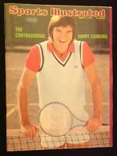 Sports Illustrated~March 4, 1974~The Controversial~Jimmy Connors