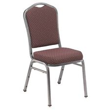 National Public Seating Silhouette Banquet Stacker Chairs - 9368SV