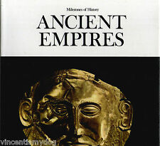 Milestones of History:  Ancient Empires, 3000 B.C.- A.D.70 (Readers Digest)
