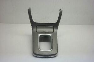 2013 2014-2016 Nissan Sentra Shifter Trim Bezel With Ashtray OEM Silver